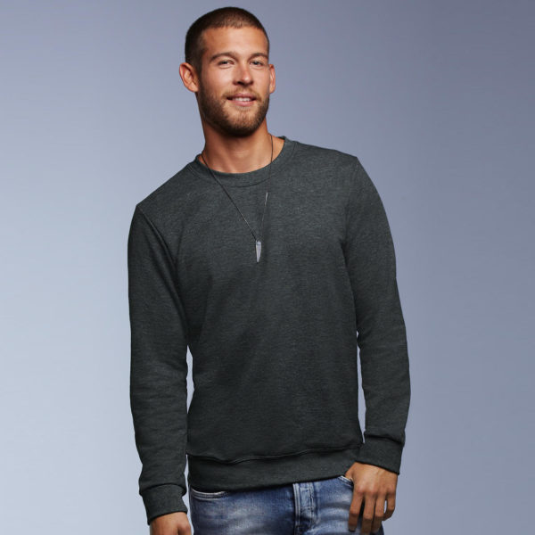 Bluza barbati French Terry Crewneck